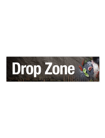 Graphite - Drop Zone Board