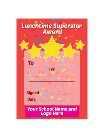 Healthy Eating Certificates
