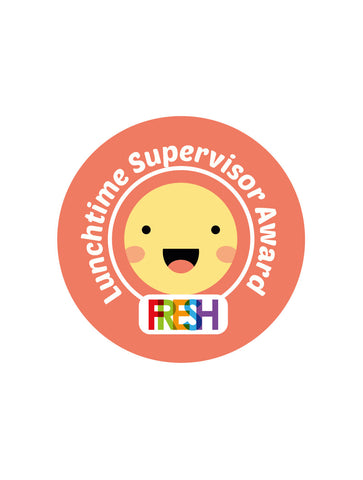 School Meals Stickers - Lunchtime Supervisor