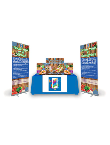 Presentation, Parent Evening & Event Display Pack