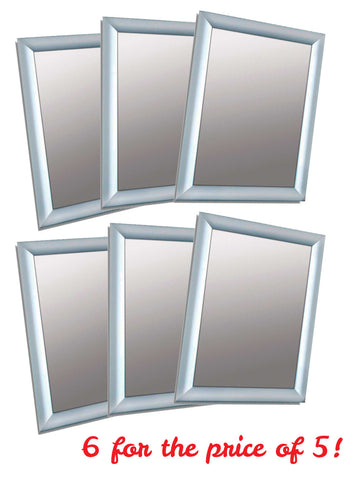Snap Frames - 6 for the price of 5!