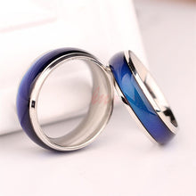 Load image into Gallery viewer, Emotion Feeling Mood Ring Changeable Band
