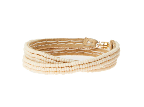 Simple XS Double Wrap Bracelet