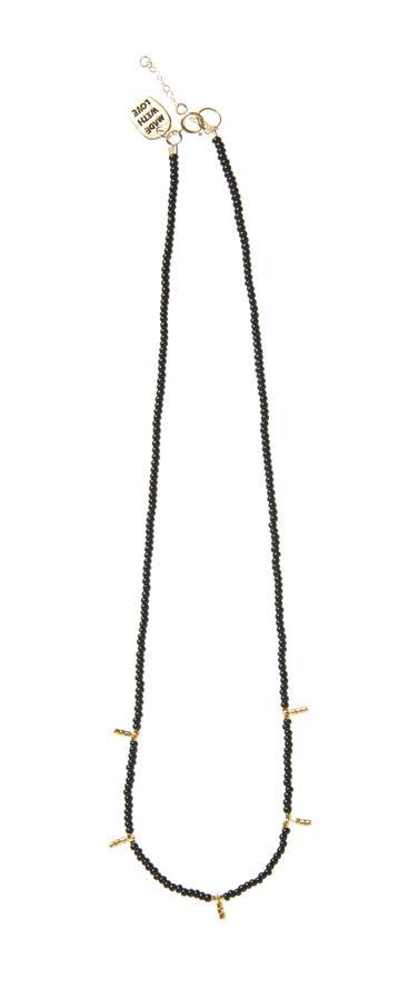 5 Drop Kisongo Necklace