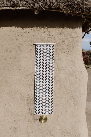 Medium Chevron Wall Hanging