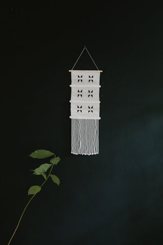 Medium Triangle Wall Hanging