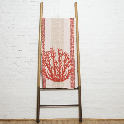 coral key eco throw