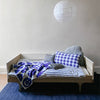 Eco Smiles Baby Throw by Elodie Blanchard