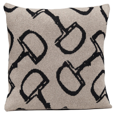 Eco Horse Bit Pillow