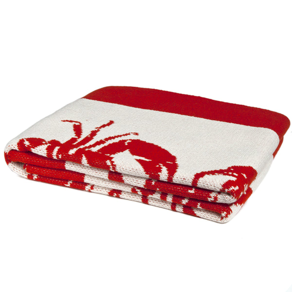 Eco Crab Spice Throw