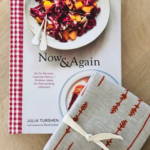 Now&Again Cookbook