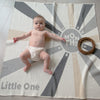 Eco Baby Milestone Personalized Throw