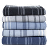 Eco Woven Stripe Throw