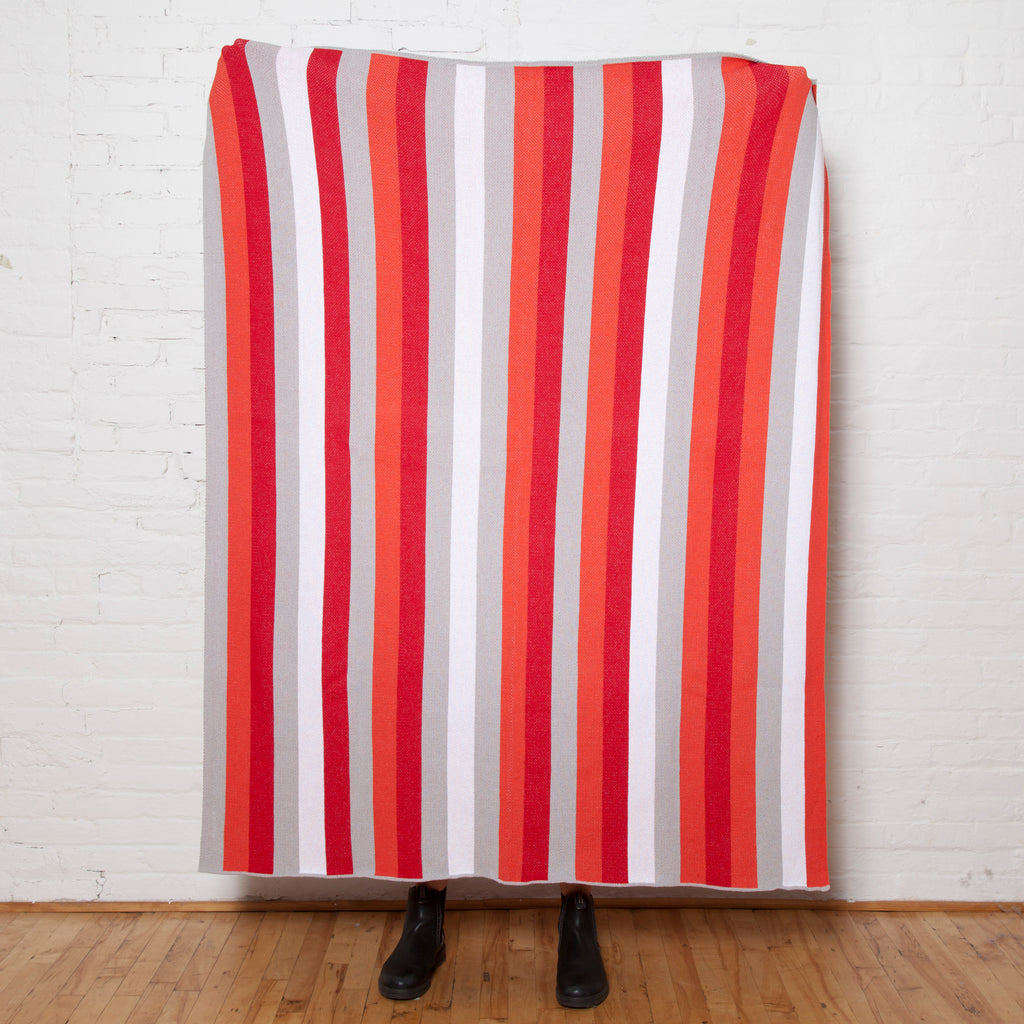 Eco Stripes Throw by Stacy Garcia