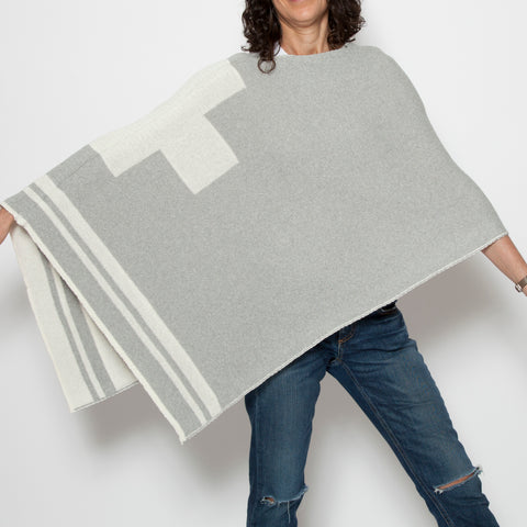 Eco Swiss Cross Poncho