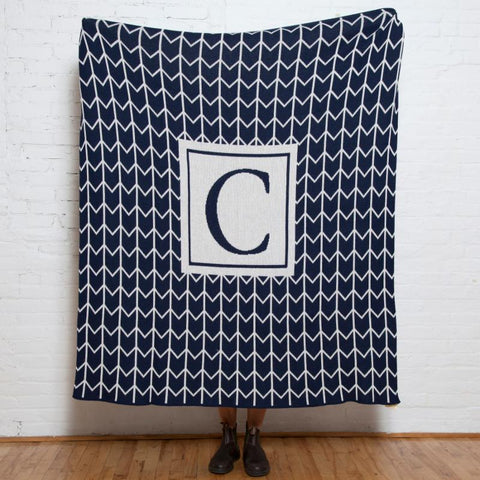 Eco Arrow Personalized Throw