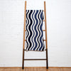 Eco Wavy Throw