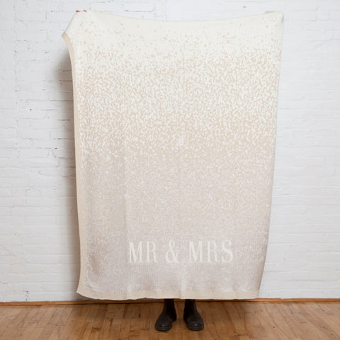 Eco Glitter Throw