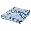 Eco Poly Vintage Tile Throw