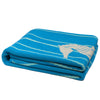 Eco Poly Seagrass Throw