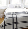 Eco Mondrian Bed Scarf Reversible Throw