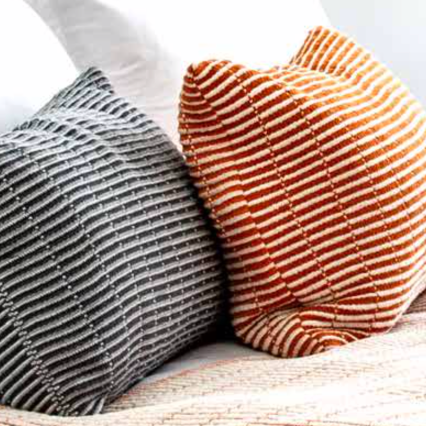 Eco Shutter Pleat Pillow