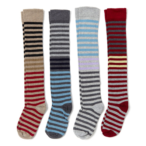 Eco Variegated Stripes Sock