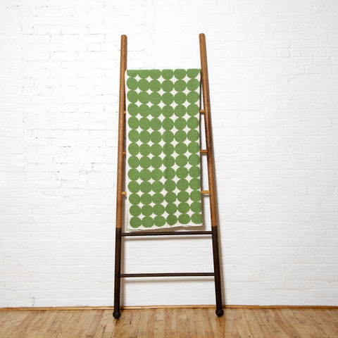 Eco Big Dots Avocado Throw