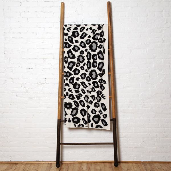 Eco Cheetah Throw