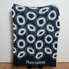 Eco Floats Personalized  Throw