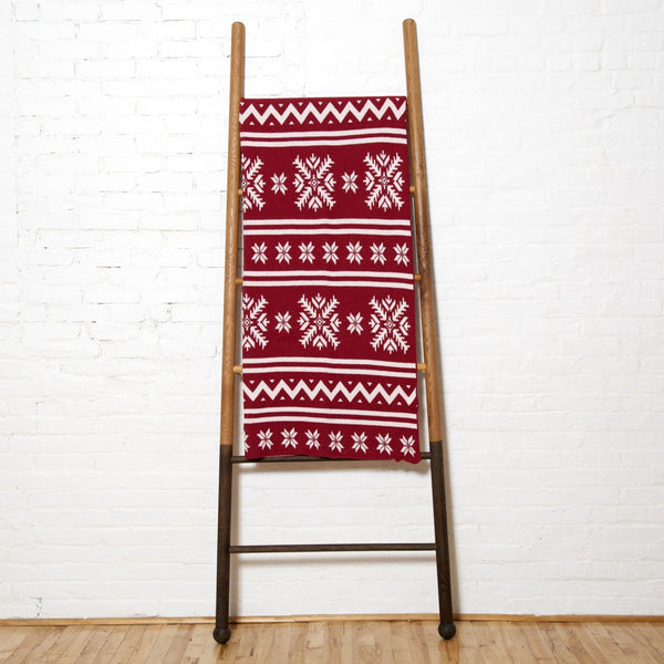 Eco Fair Isle Throw