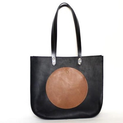 in2green Pop-Up Isabel Tote Black