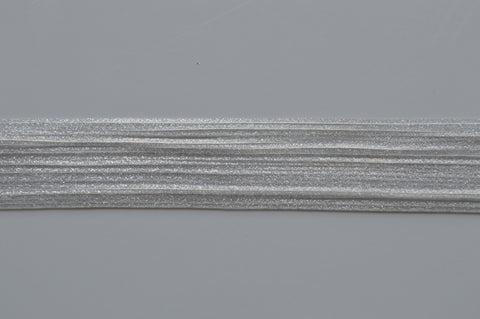 Clear Silver flake silicon skirting-FG9