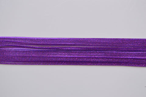 Deep Purple Fuchsia silicon skirting-FG14