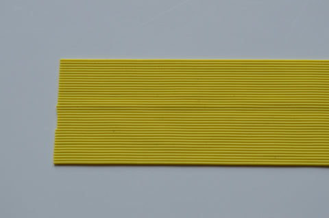 Yellow Medium Grade Living Rubber-RRR33
