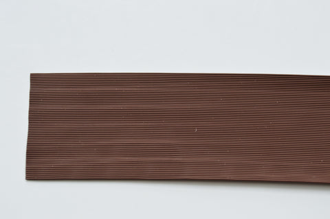 Brown Medium Grade Living Rubber-RRR12