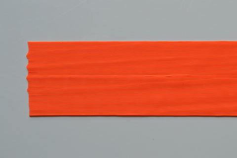 Orange Fine Grade Living Rubber-Orange