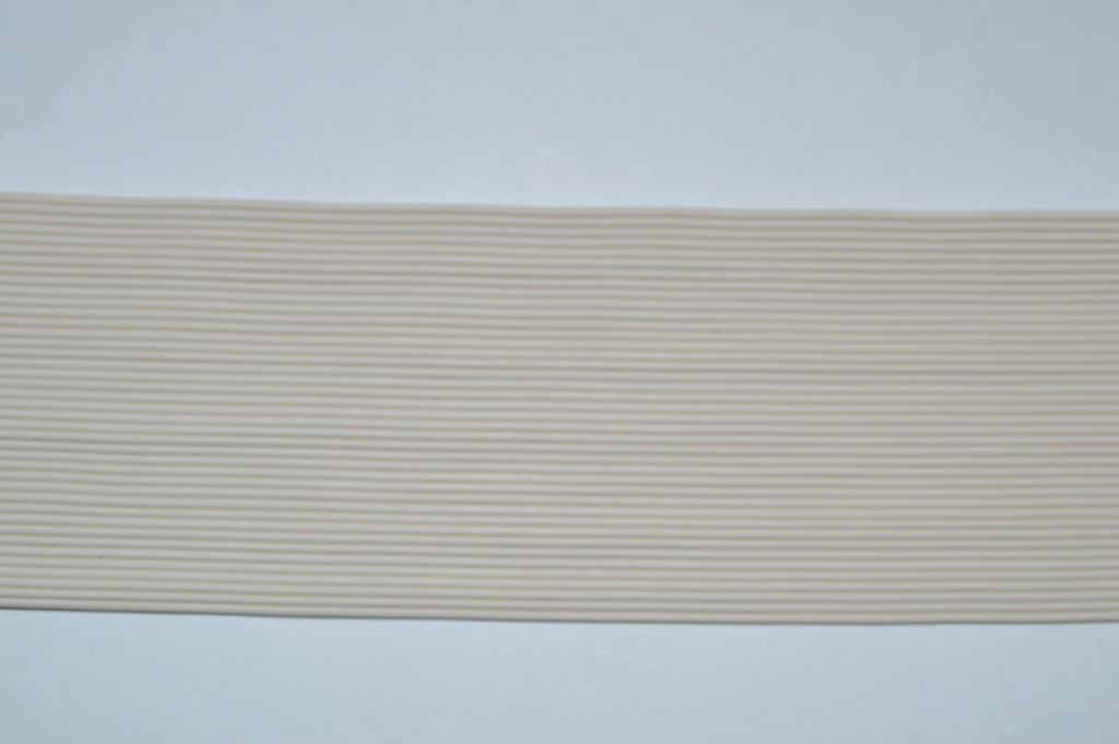 White Heavy Grade Living Rubber HBR3
