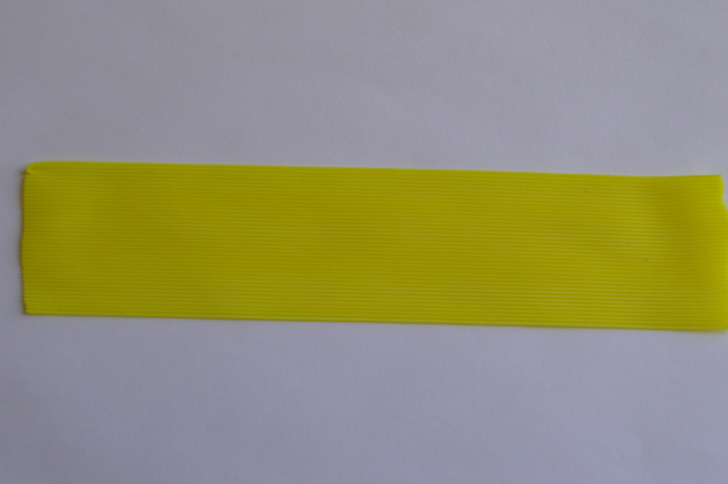 Chartreuse Medium Grade Living Rubber-RRR15