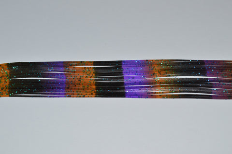 Pumpkin Black, Blue flake/ Black, Purple Stripes-S20