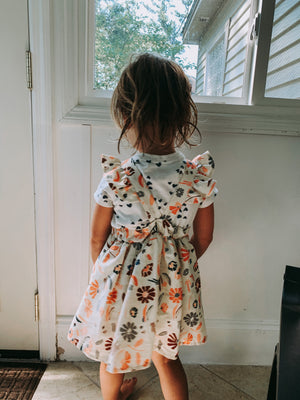 Dandelion Dreams Pinafore
