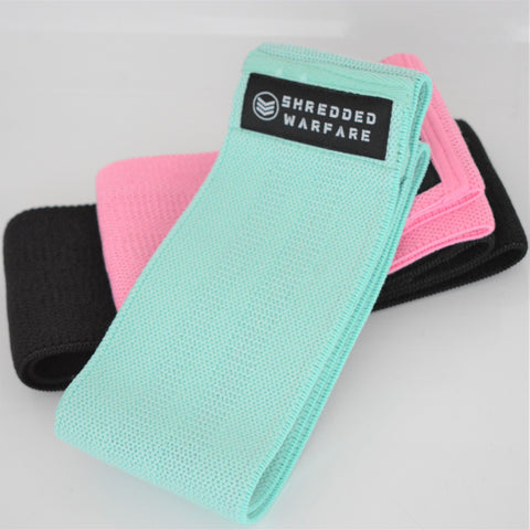 SW Fabric Resistance Band - Teal (Medium)