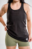 Mesh Training Tank - Black