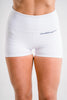 Ladies-OG-Training-Shorts-White-Front-Shredded-Warfare