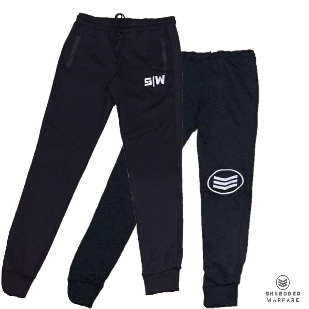 OG Zipper Tracksuit Pants - Black