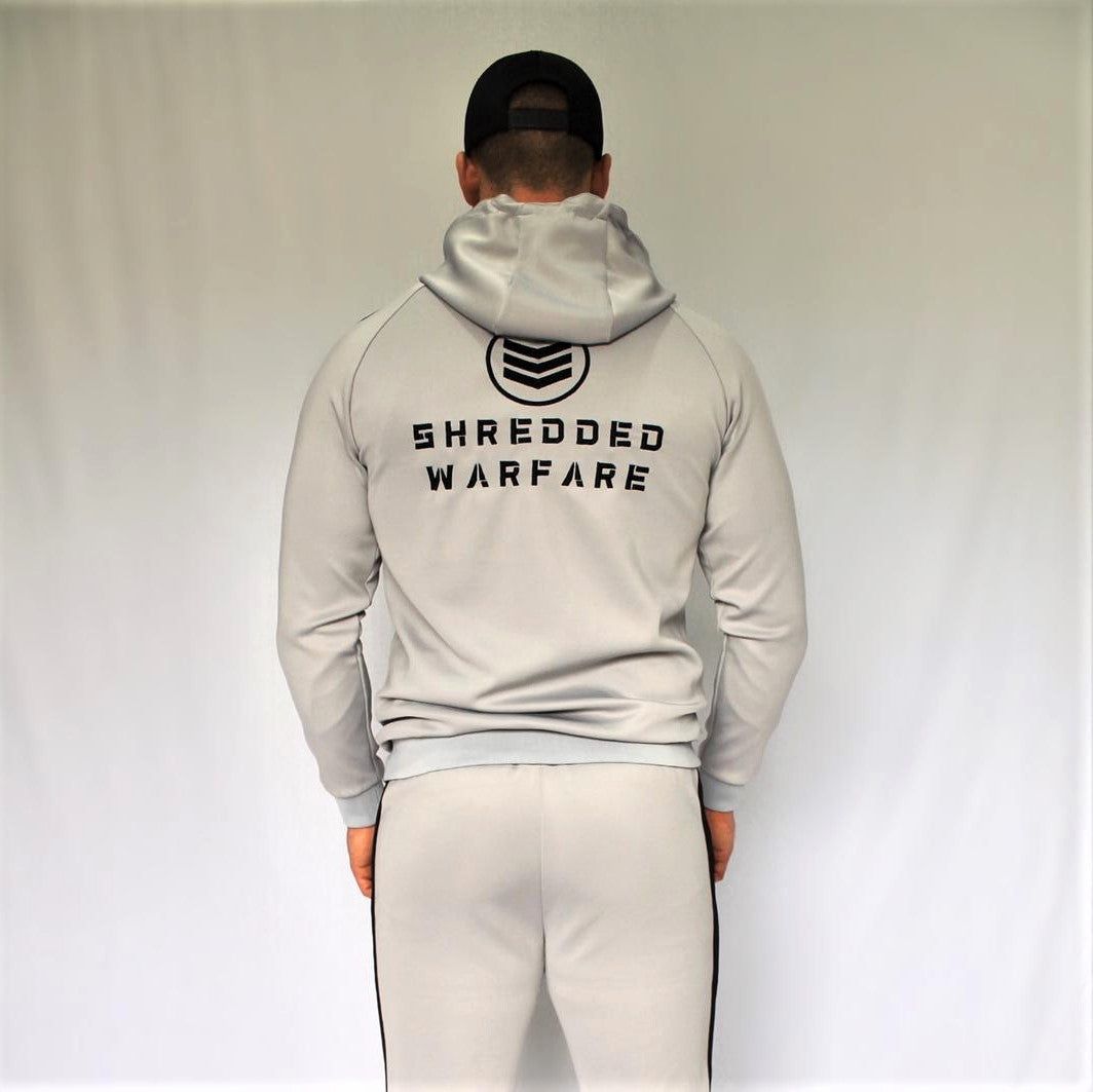 OG Zipper Tracksuit Top - Grey