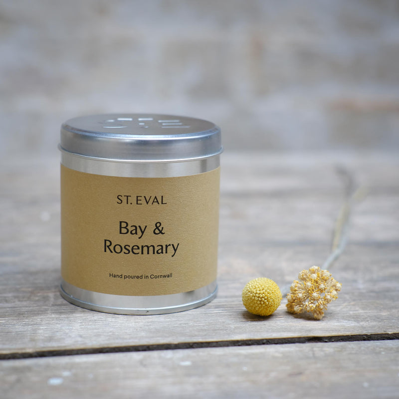 Snape Maltings Bay and Rosemary Scented Candle