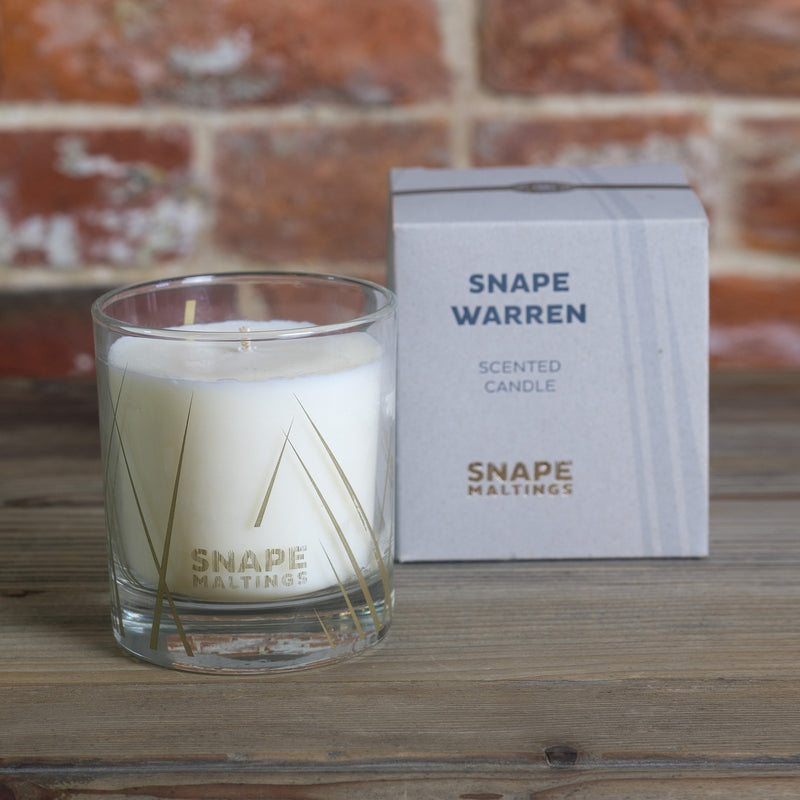 Snape Maltings Collection Snape Warren Candle