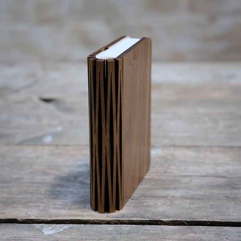 Snape Maltings Mini Smart Booklight in Walnut