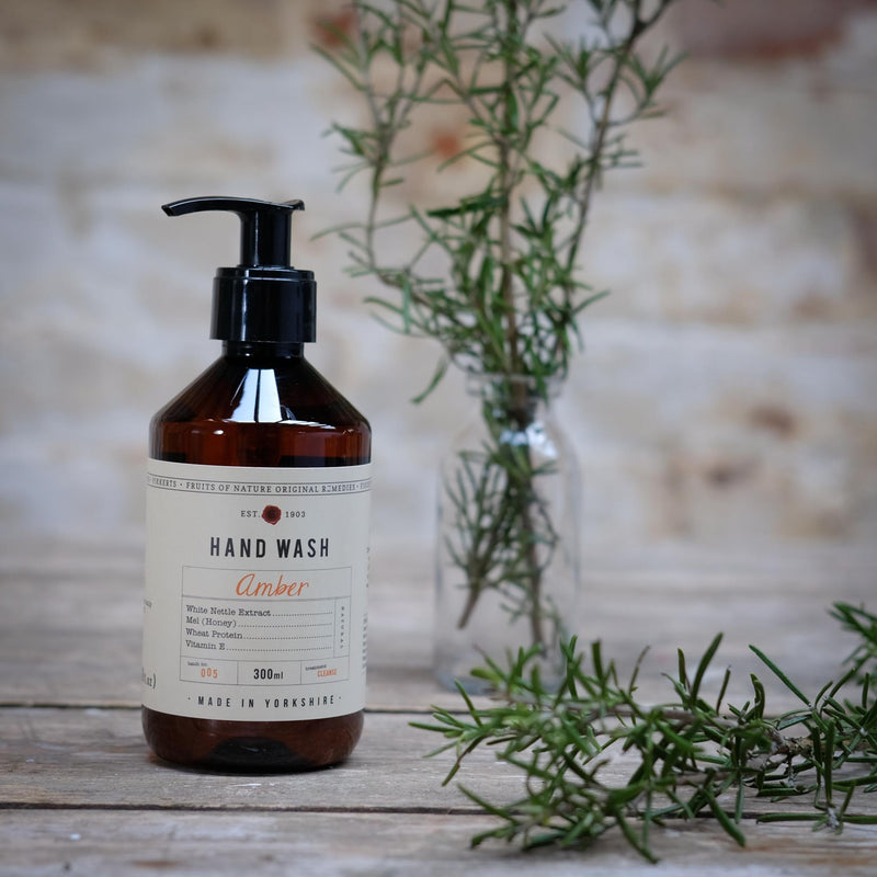 Snape Maltings Fruits Of Nature Amber Hand Wash